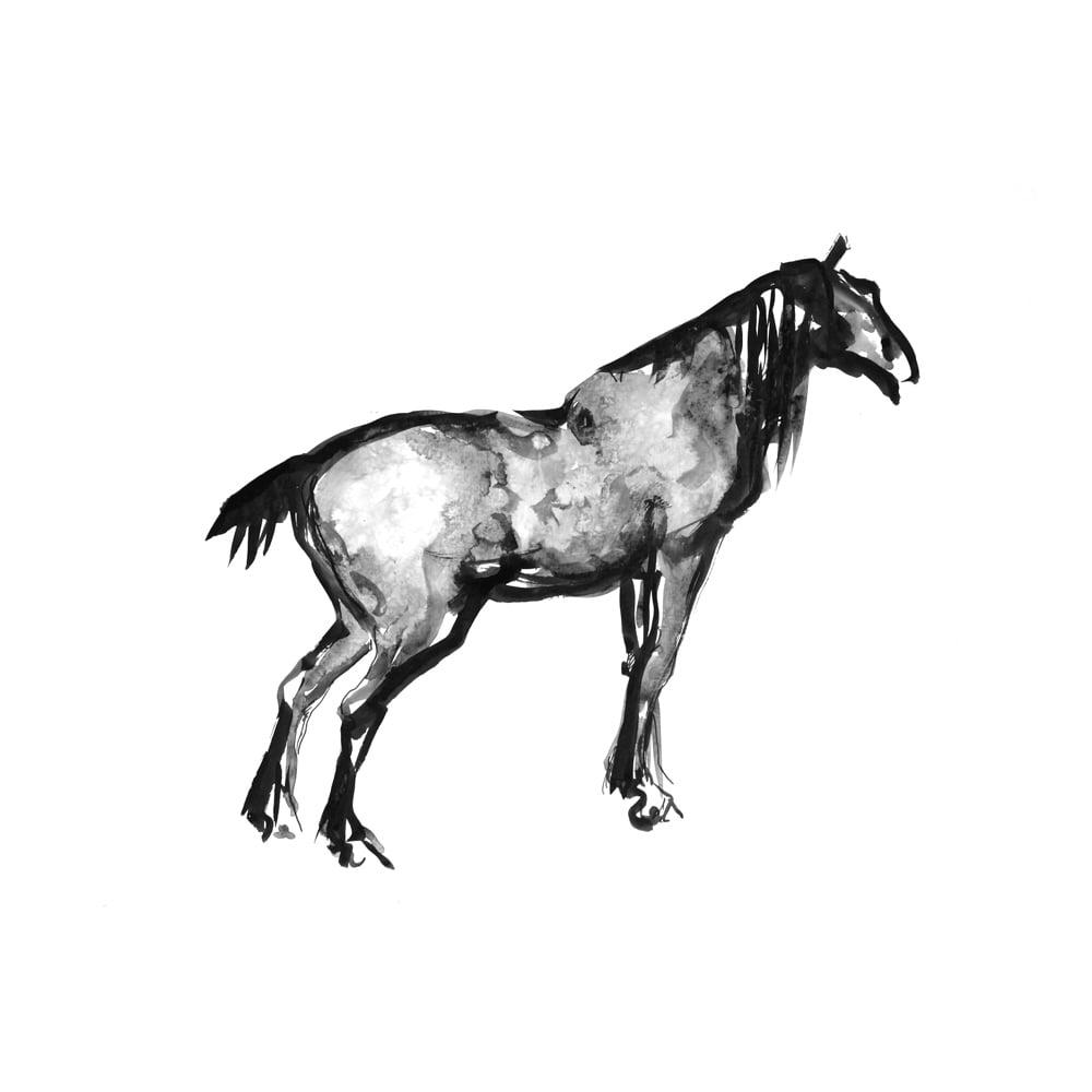 Contemporary Tang Horse