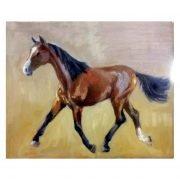 Leo oil on canvas