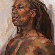 Alan McGowan portrait study