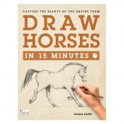 Draw Horses in 15 Minutes English Language edition