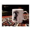 Diana Hand equestrian mug