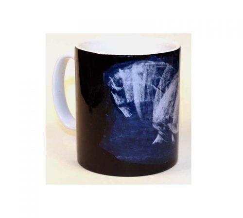 Ghost Horse Mug Diana Hand