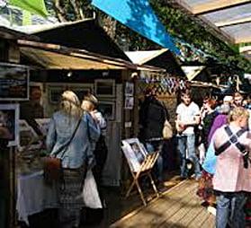 West End Art, Craft and Design Fair, 2018