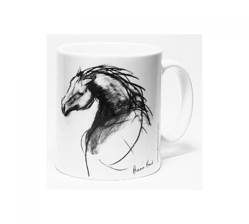 Stallion mug Diana Hand