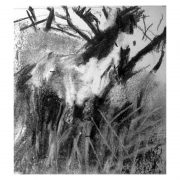 Knabstrup abstract charcoal Diana Hand