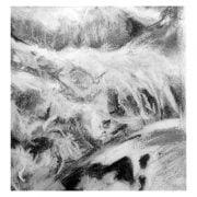 Knapstrub 1c charcoal study Diana Hand