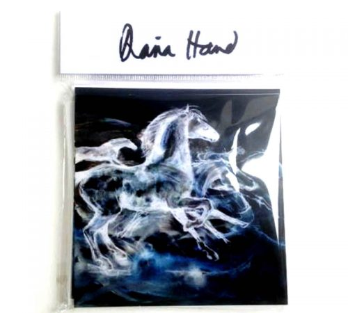 125 mm square pack of cards by Diana Hand