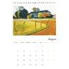 Calendar Diana Hand August 2019