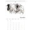 Calendar Diana Hand December 2019