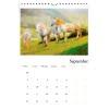 Calendar Diana Hand September 2019