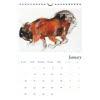 Calendar Diana Hand January 2019