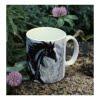 Diana Hand mug trotting horse