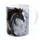 Diana Hand trotting horse mug