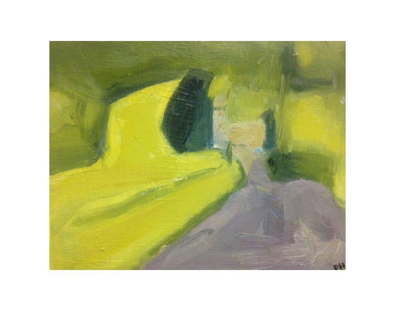 Diana Hand Slaidburn 15 oil on card