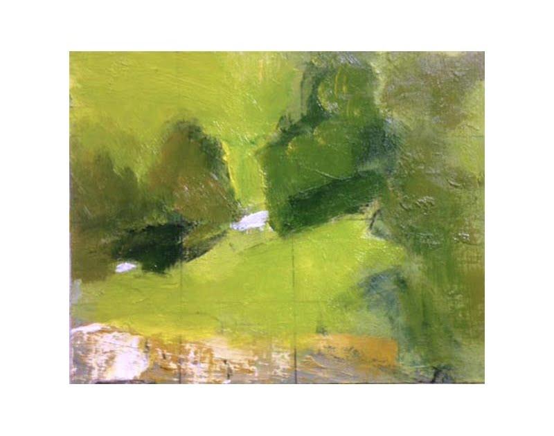 Diana Hand Slaidburn 25 oil on card