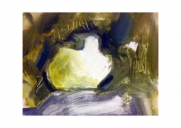 Diana Hand Slaidburn 28 oil on card