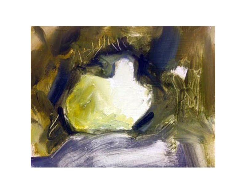 Diana Hand Slaidburn 28 oil on card