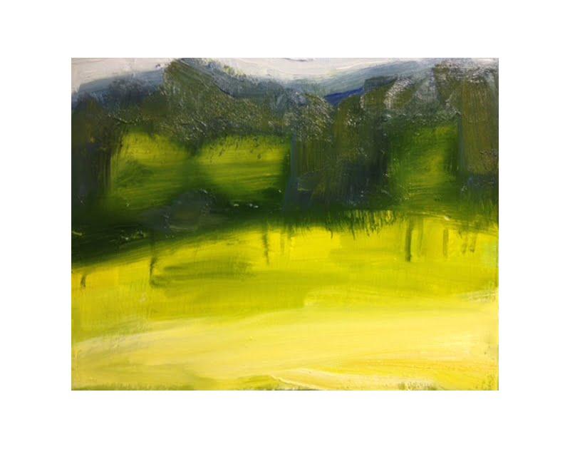 Diana Hns Slaidburn 6 oil on card
