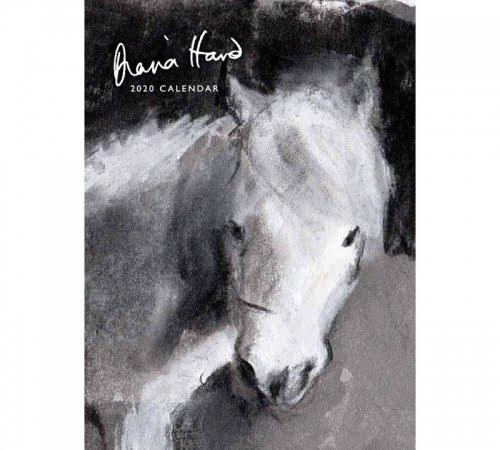 Diana Hand calendar 2020 Rosie cover
