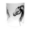 Stallion mug by Diana Hand